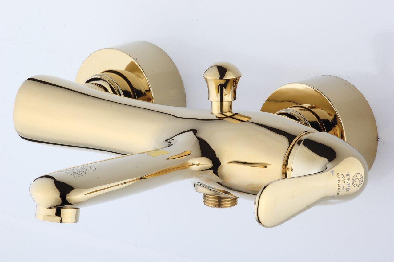 شیرالات اهرمی مدل یاتوطلایی تپس